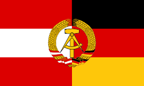 The Germany Flag Flag Of The Austro German Democratic Republic By Zeppelin4ever On