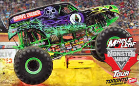monster truck show ottawa 20 tickets to the maple leaf monster jam tour in toronto on january