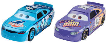 cars 3 sally disney cars 3 two pack sterling bobby minny natalie certain
