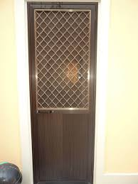 aluminum screen doors l32 in trend home design your own with