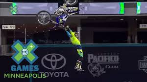 video freestyle motocross 2017 x games fmx full event replays transworld motocross