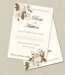 diy wedding invitation lace wedding invitations free shipping