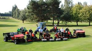 contract hire for ransomes jacobsen equipment suits dartford golf