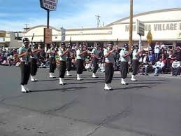 el paso armed drill team thanksgiving parade