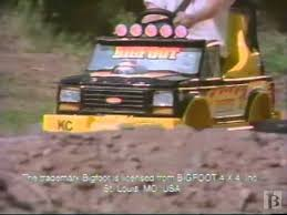 barbie jeep power wheels 90s power wheels big foot commercial 1993 youtube