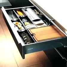 rangement tiroir cuisine amenagement tiroir cuisine rangement interieur tiroir rangement