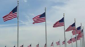 Washington Dc Flag Mlewallpapers Com American Flags At The Washington Monument