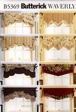 Window Valance Styles Window Valance Patterns Ebay
