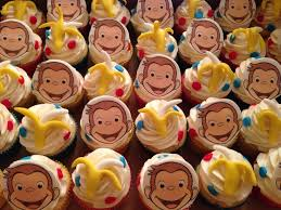 curious george cupcakes easy curious george cake ideas 97869 ideas cur