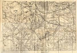 Unc Chapel Hill Map John Otey Walker B 1887 Official History Of The 120th Infantry