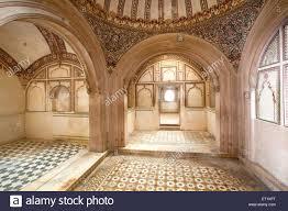 hamam old bathroom in government museum bharatpur rajasthan