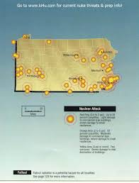 Google Maps Pennsylvania by Nuclear War Fallout Shelter Survival Info For Pennsylvania With