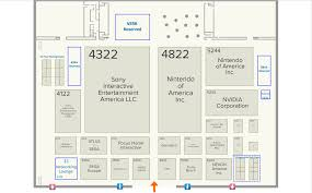 e3 2017s floorplans reveal big spots for sony nintendo and square of the floor plans check out the gallery below or e3 s official site dualshockers will be at e3 2017 in a big way so stay tuned for all our coverage