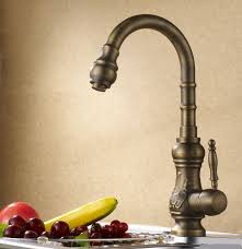 high quality kitchen faucets antique brass kitchen faucet dl traditional kitchen faucets