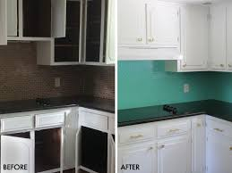 how to paint tile backsplash in kitchen best 25 painting tiles ideas on painting