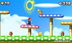 mario for android new mario bros for android free on mobomarket