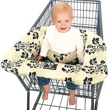 Baby High Chair Cover Balboa Baby Shopping Cart And High Chair Cover In Lola Buybuy Baby