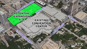 houston map convention center will council say yes to a convention center expansion building atx