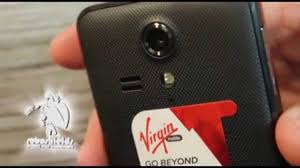 virgin mobile black friday unboxing virgin mobile kyocera hydro vibe youtube