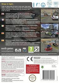 si e dos la route crash car racer wii amazon co uk pc