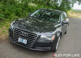 weekend with an audi a8 l 4 0t pt cruisin u0027 in style and comfort