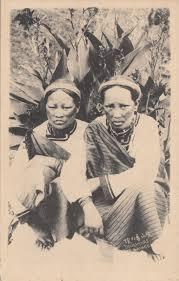 taiwan pictures digital archive taipics aboriginal women tattoos