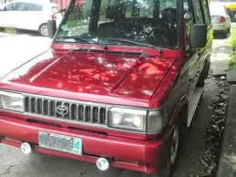 toyota philippines used cars price list toyota tamaraw tamaraw fx for sale price list in the