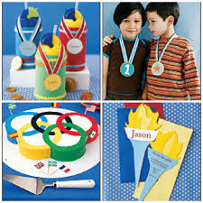 backyard olympic party games outdoor furniture design and ideas