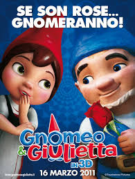 gnomeo juliet 12 17 extra large movie poster image