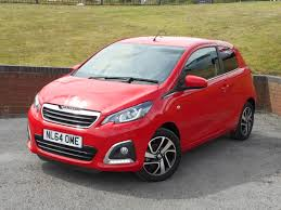 peugeot 101 for sale used peugeot 108 1 2 allure vti 64 reg for sale