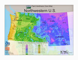 Boise Zip Code Map by Purple Iris Perspective Usda Plant Hardiness Zones Regional Maps