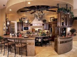simple rustic kitchen stainless steel exhaust island hanging