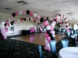 sweet 16 table decorations sweet sixteen party theme ideas sweet 16 fashion glamour vogue theme