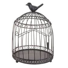 Birdcage Home Decor Birdcage Home Decoration Metal 10 Inches Tall 3315901 New Raz Home