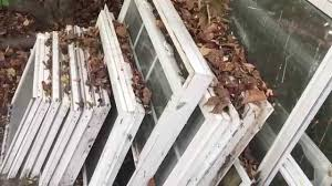 Greenhouse Windows by Recycled Window Greenhouse Build Youtube