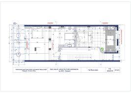 our work 9 dots studio floor plan