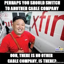 Comcast Meme - nutzhut site meme maker funny image creator nutzhut com