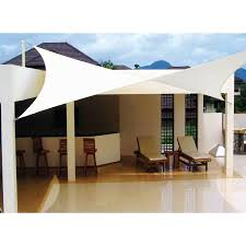 Canopy Triangle Sun Shade by Sun Shades Collection On Ebay