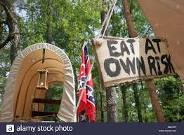 Confederate Flag Alabama Alabama Marbury Confederate Memorial Park Civil War Reenactment