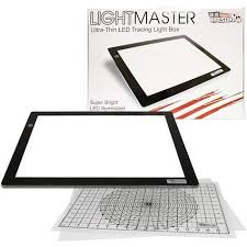Drafting Table With Light Box Choosing The Best Lightbox For Drawing And Tracing