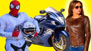 yamaha motocross helmet hulk tied motorcycle when a biker spiderman started race motocross