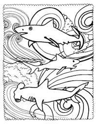 shark coloring pages art basic teachers pay teachers