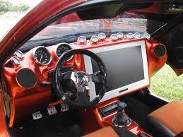 Custom Classic Mini Interior Ez Concepts 07 Car Show Ez U0027s Civic With 27