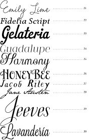wedding invitations font 50 best fonts snippet ink wedding fonts 50th and weddings