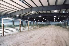 steel horse riding arenas by steel factory mfg metal building kits