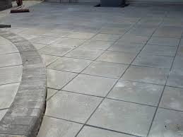 Recycled Rubber Patio Pavers Patio 7 Rubber Patio Paver Tiles With Concrete Pattern Rubber
