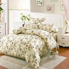 Cotton Bed Linen Sets - 100 cotton bedding sets usa twin full queen king size white