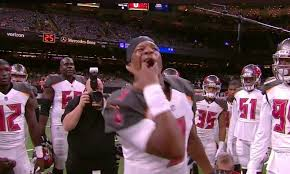 Jameis Winston Memes - video jameis winston s bizarre pre game speech confuses teammates