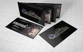 Text Your Business Card Business Card Design