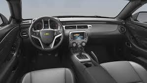 camaro interior 2014 camaro convertible